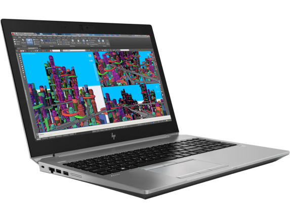 HP ZBook 15 G5 Pro Mobile Workstation