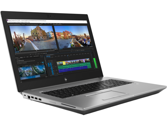 HP ZBook 17 G5 Pro Mobile Workstation